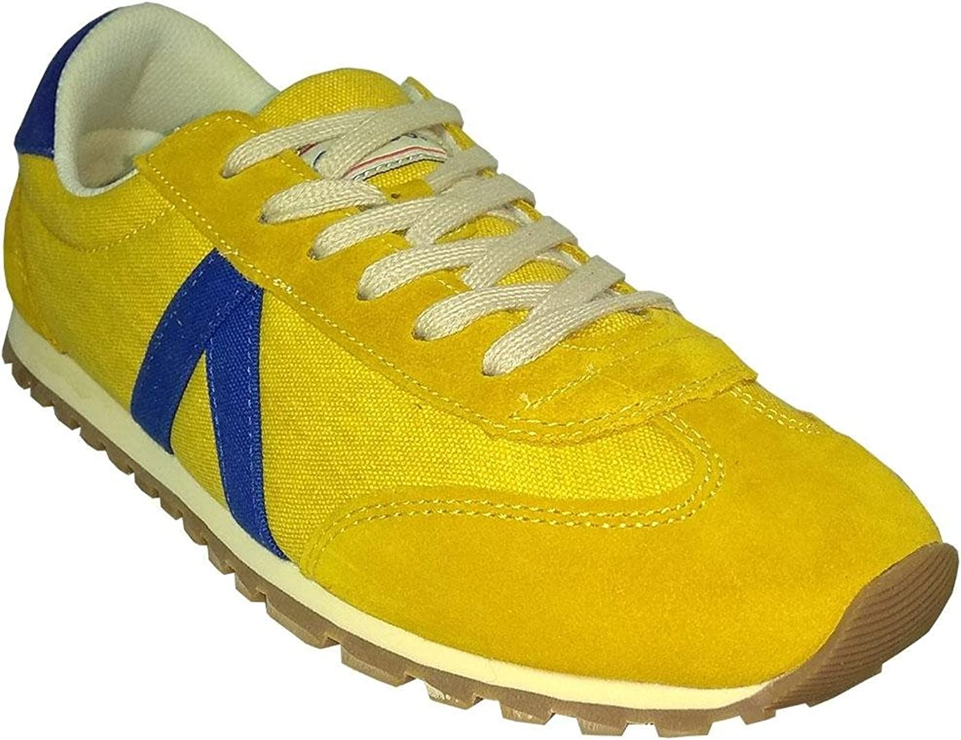 Zapatillas EL GANSO RWALKING Amarillas 45: Amazon.es: Zapatos y ...