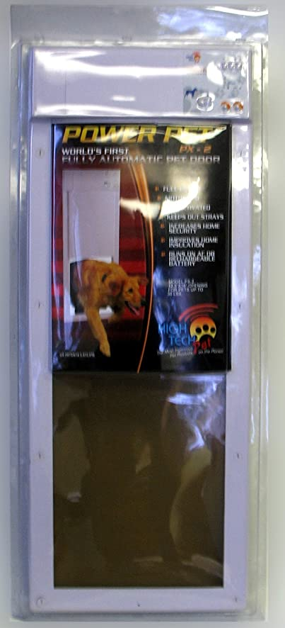 Amazon High Tech Large Pet Fully Automatic Pet Door In