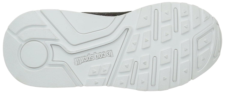 Le Coq Sportif Sportif Sportif Damen LCS R900 Rainbow Turnschuhe schwarz 5c95dc