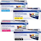 Brother MFC-9970CDW High Yield Toner Cartridge Set