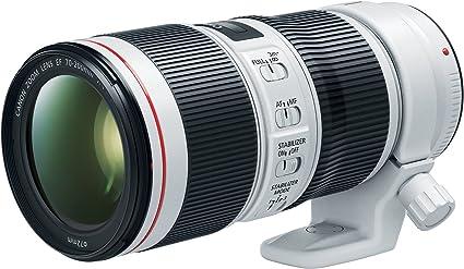 Canon Ef 70 200mm F 4l Is Ii Usm Objektiv Für Canon Kamera