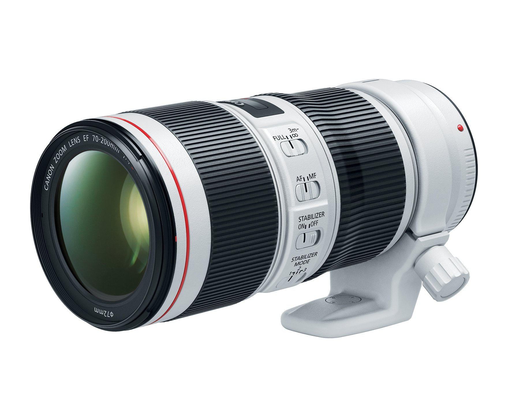 Canon EF 70-200mm f/4L is II USM Lens for Canon Digital SLR Cameras by Canon