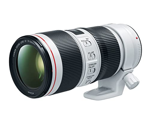 Canon 70-200mm canon's best zoom lenses