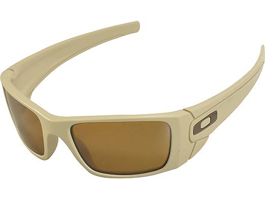 Amazon.com: Oakley Fuel Cell Frame: Desert Tan Lens: Prizm Tungsten ...