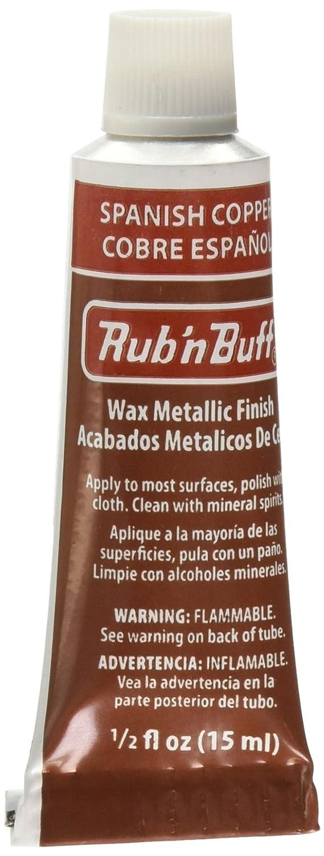 Amaco - Prodotto per finiture Rub'N Buff, colore: Rame spagnolo 76368H