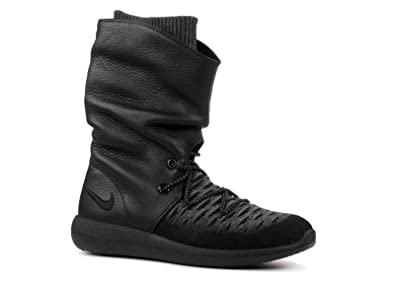 detailed look cd748 00020 Nike Roshe Two Flyknit Hi 861708-001 Women s Shoe  Amazon.co.uk  Shoes    Bags