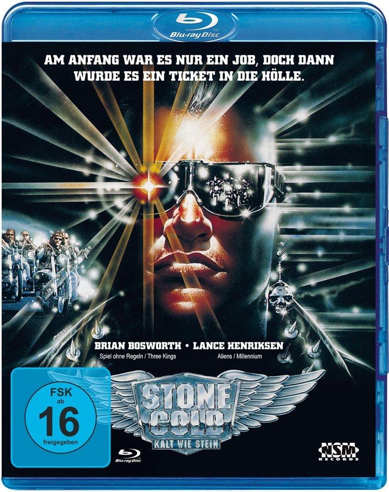Stone Cold [Alemania] [Blu-ray]: Amazon.es: Brian Bosworth ...