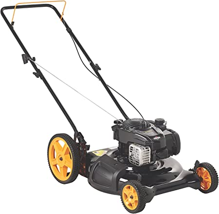 Amazon.com: Poulan Pro pr500 N21sh high-wheel/Mulch Push ...