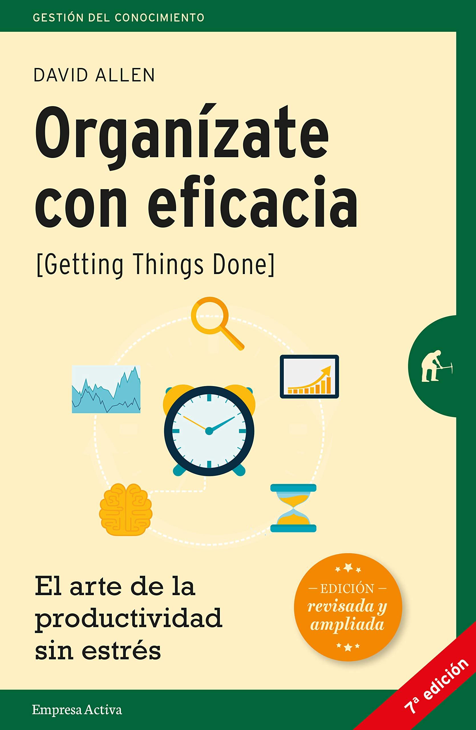 Libro organízate con eficacia