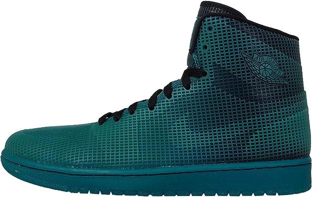 Nike air Jordan 4LAB1 Mens hi top Basketball Trainers 677690 Sneakers Shoes
