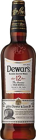Whisky - Dewars 12 Años 1L