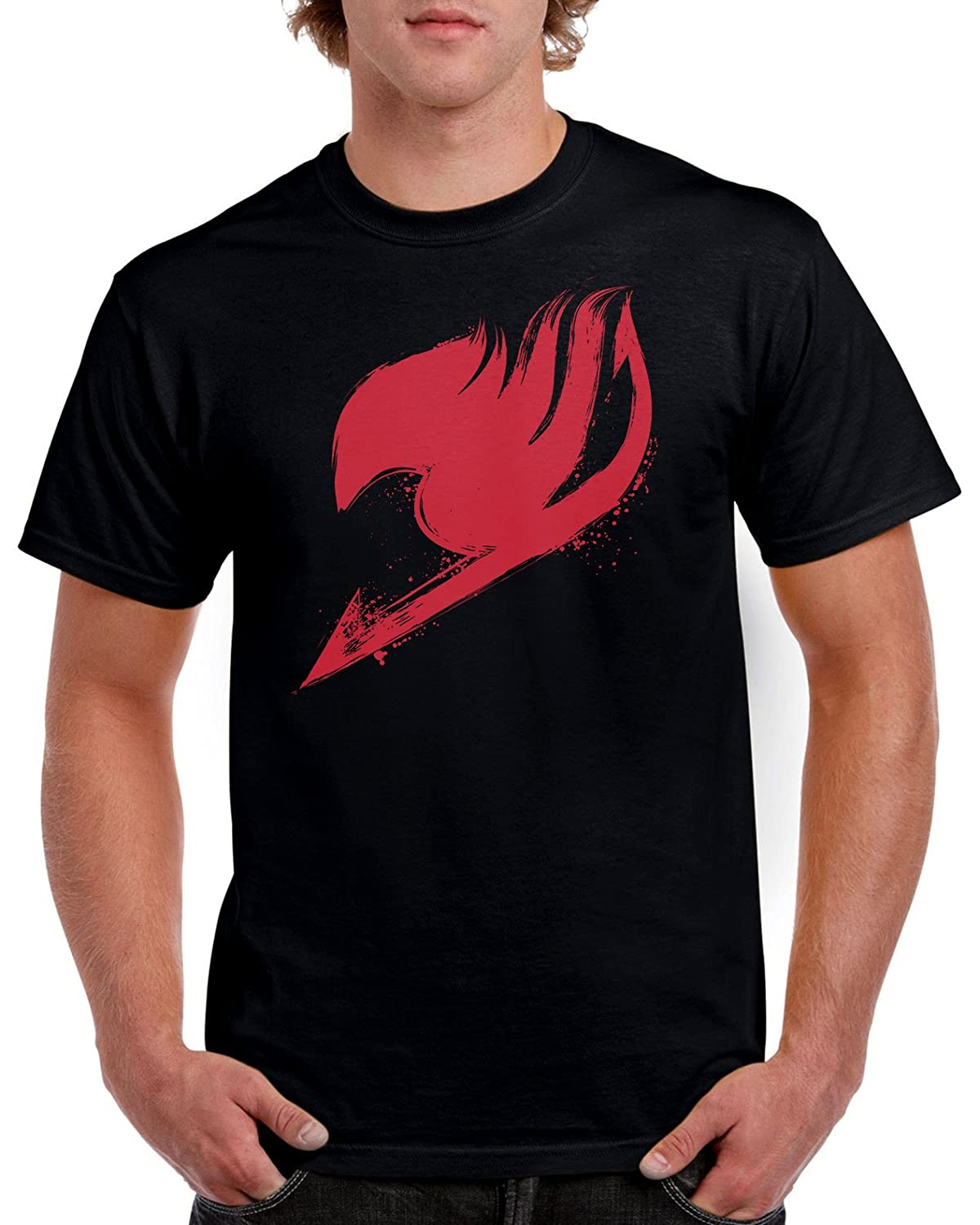3431-Camiseta Premium, Fairy tail - The guild (Dr.Monekers)