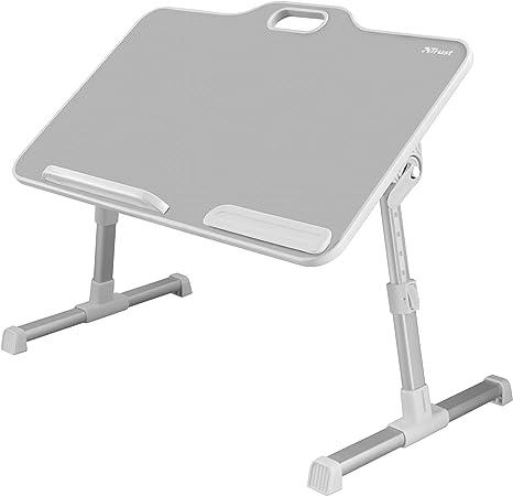 Trust Tula - Pedestal Elevador de portátiles para Escritorio, 52 x ...