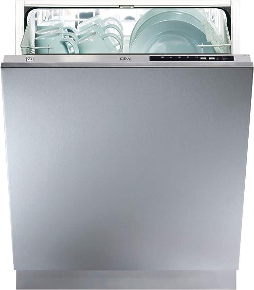 CDA WC140 Totalmente integrado 12cubiertos A+ lavavajilla ...