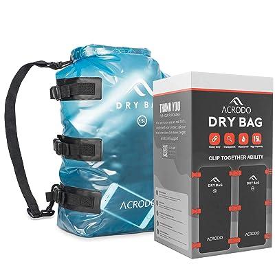 Acrodo Waterproof Dry Bag Backpack