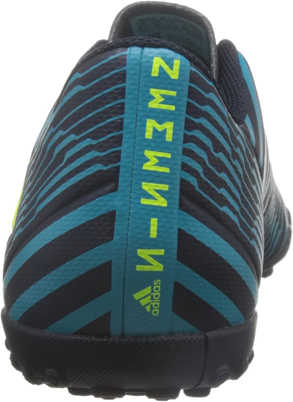 adidas Nemeziz 74 Tf, Scarpe per Allenamento Calcio Uomo Multicolore Legend Ink Solar Yellow Energy Blue