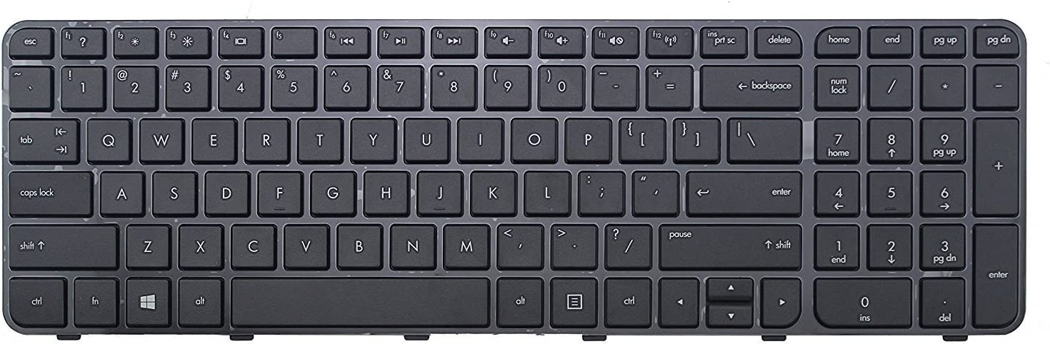 wangpeng New For HP Pavilion g6-2208ca g6-2210us g6-2211nr g6-2217cl US keyboard