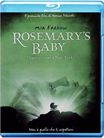 Rosemary's Baby Nastro Rosso A New York (1968) Bluray 1080p AVC Ita Multi DD 2.0 MA TRL