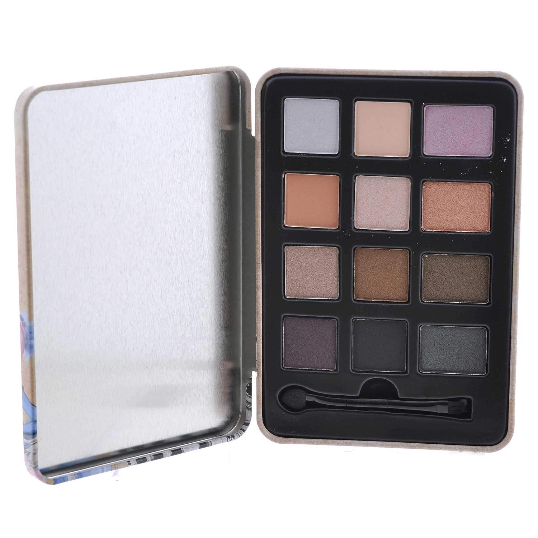Okalan Look Pro Natural Eyes Eyeshadow Palette