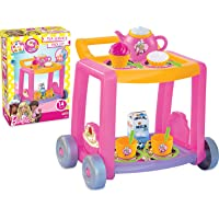 Dede - Barbie Çay Servis Arabası (Fentoys 03353)