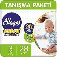 Sleepy Extra Günlük Aktivite Bezi 3 Numara Midi