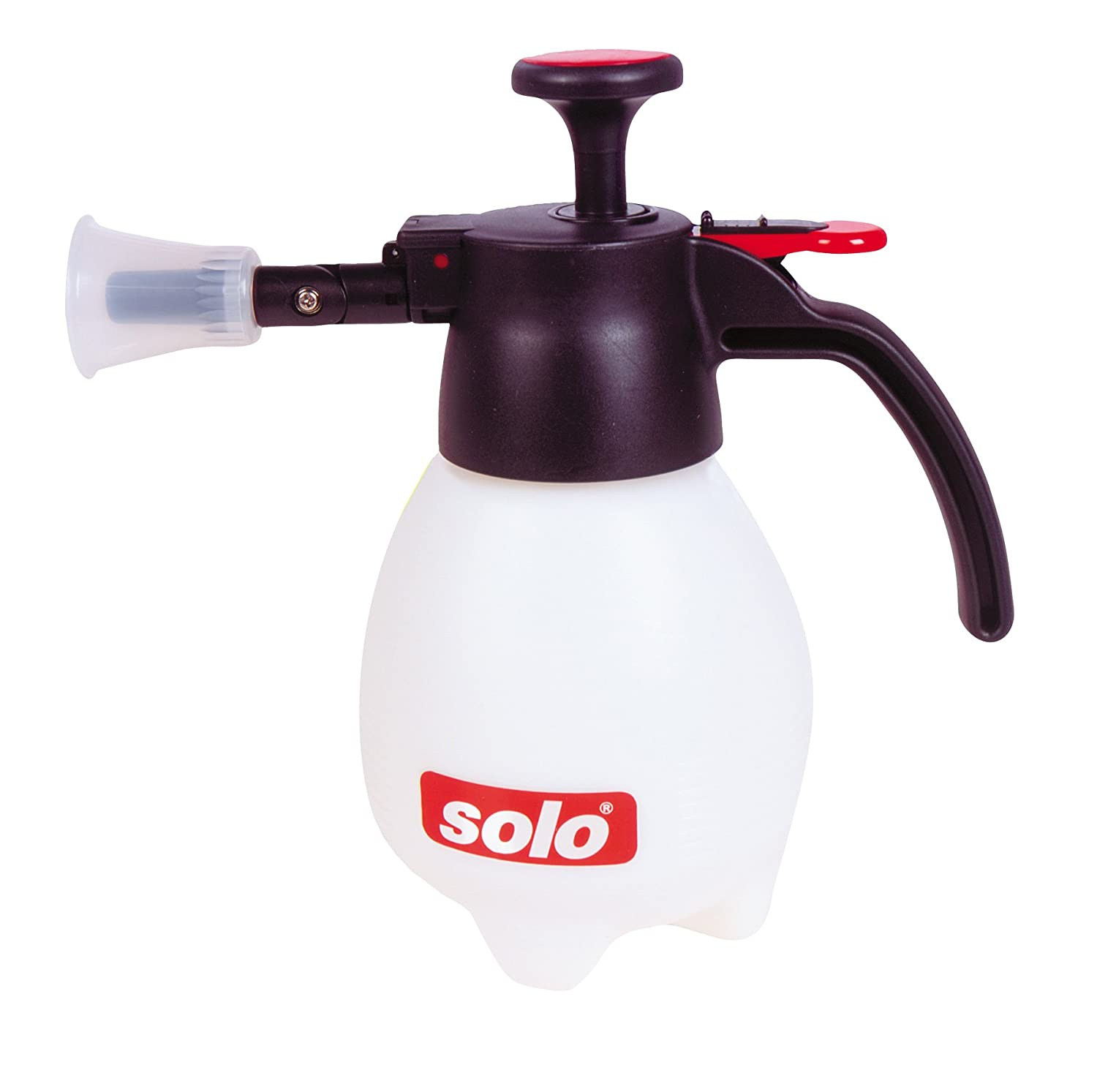 Solo 418 One-Hand Pressure Sprayer, 1-Liter