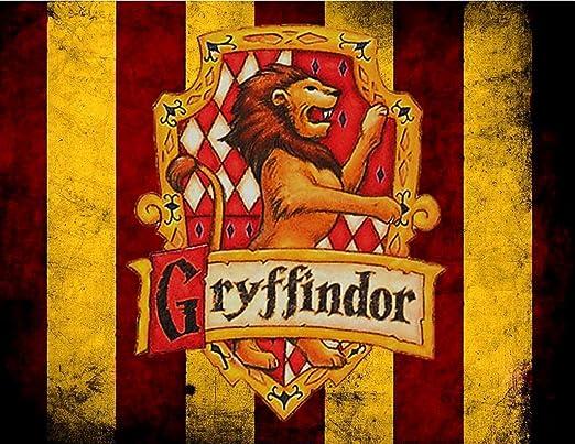 Harry Potter Hogwarts Gryffindor Crest comestible hoja de ...