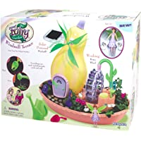 Deals on My Fairy Garden Windmill Terrace Solar Power Playset