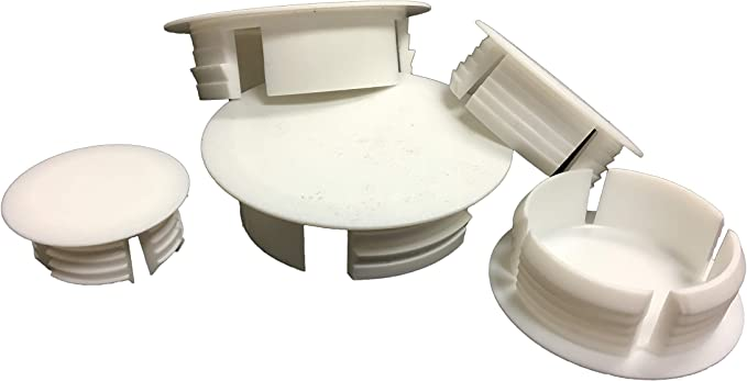 50 2 Inch Regular Insulation Plastic Plugs