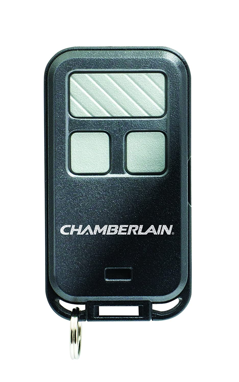 Chamberlain 956EV 3-button Garage Keychain Remote Control,1 Pack