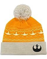Official Star Wars Rebel Alliance Winter Beanie / Bobble Hat