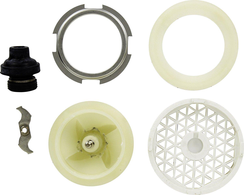 WD17X57 Dishwasher Pump Impeller & Seal Kit.