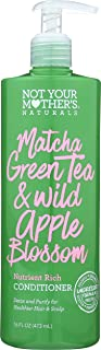 product image for Not Your Mothers Naturals Conditioner, Green Tea and Wild Apple Blossom, 16 Ounce