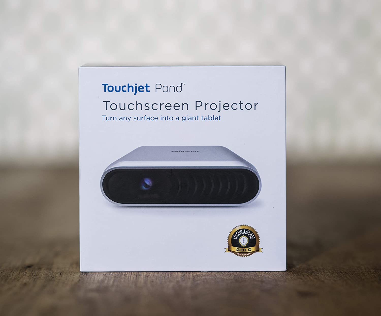 Proyector Touch Jet Pond Smart Touch, Blanco: Amazon.es: Electrónica