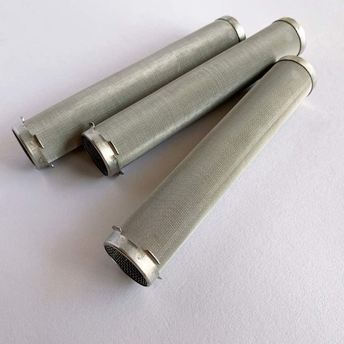 167025 or 167-025 Airless Paint Sprayer Manifold Fluid Filter 60 Mesh 3 Pieces