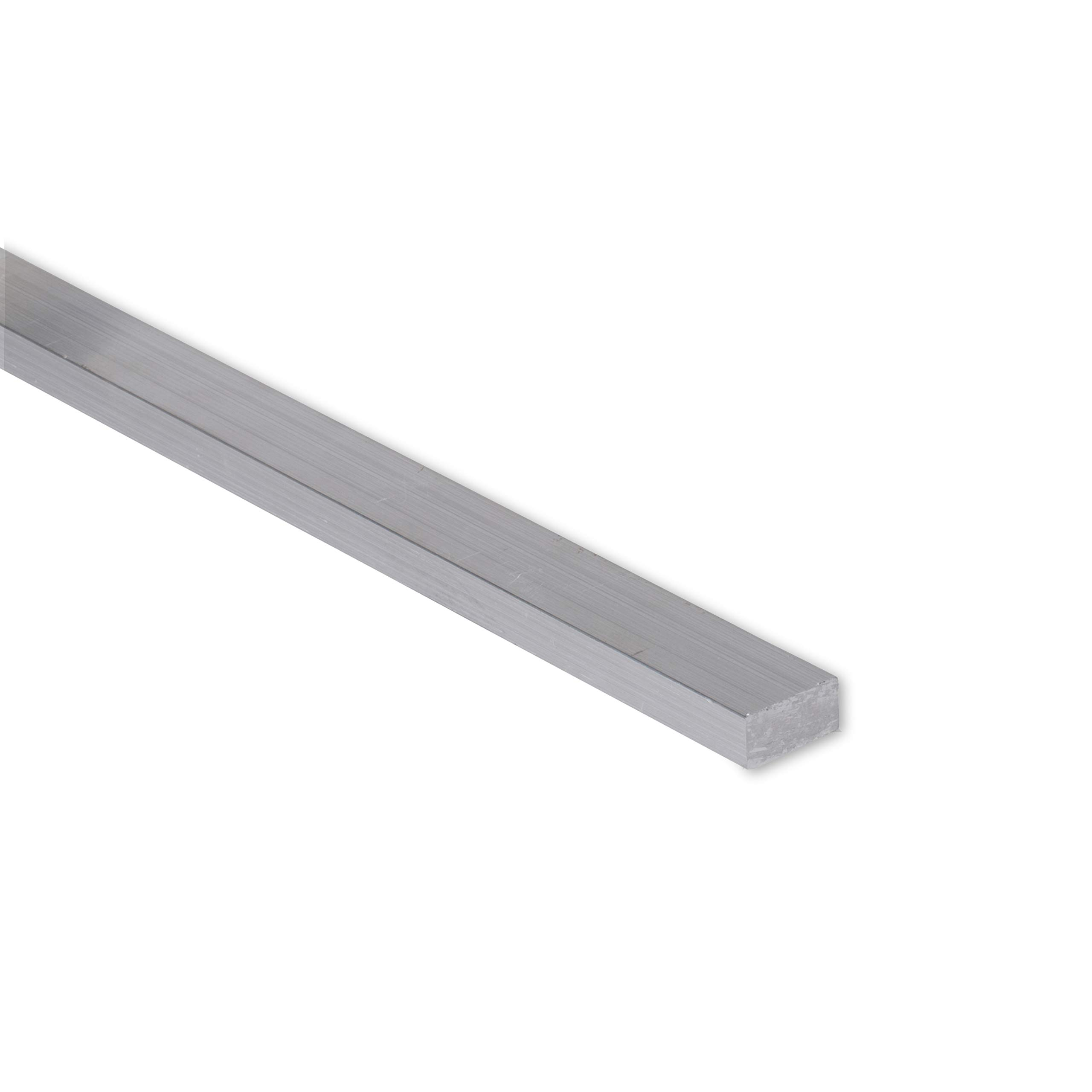 1/4'' X 2'' Stainless Steel Flat Bar, 304 General Purpose Plate, 12'' Length, Mill Stock, 0.25 inch Thick by Remington Industries