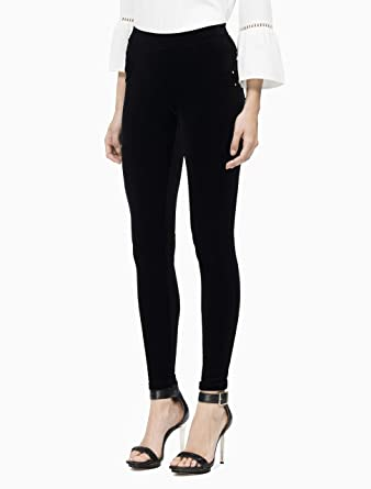 12b59151090 Calvin Klein Women s Stretch Velvet Legging
