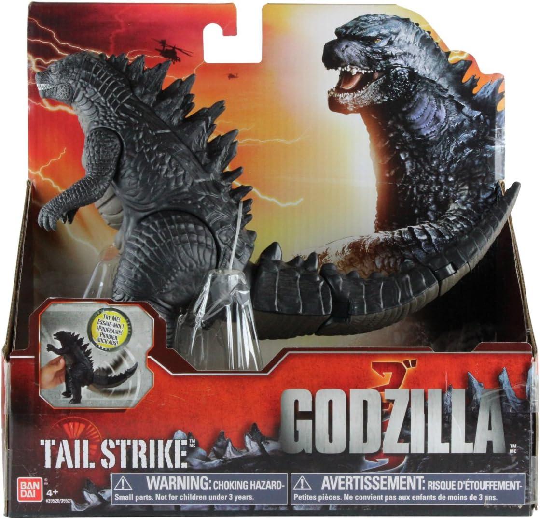 Godzilla 2014 Movie Tail Strike Fighting Action Figura