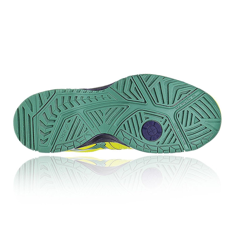 Asics Gel-6 Gs Resolución De Tenis Junior De Zapatos - De Color Azul Claro rdyctu2