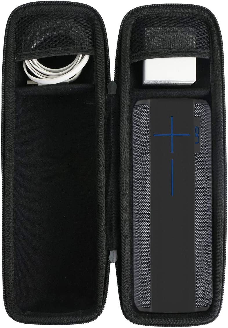Khanka Hard Travel Case Replacement for UE MEGABOOM Portable Waterproof