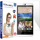 CELLBELL® HTC Desire 826 (transparent) 9H Premium Tempered glass screen protector with FREE Installation Kit