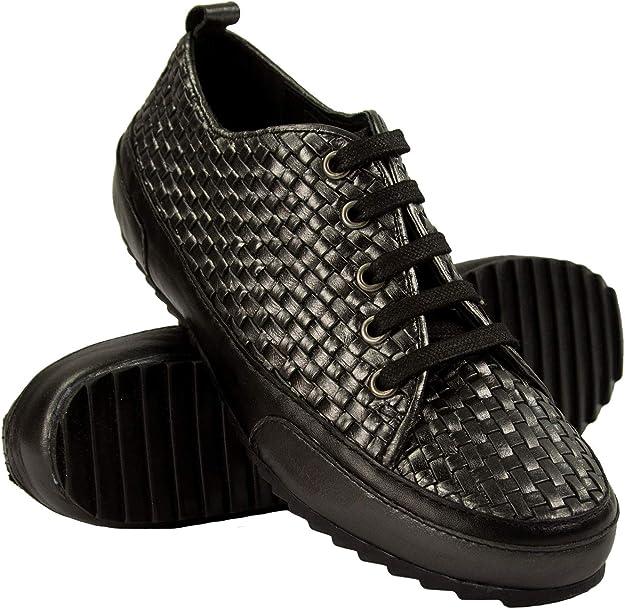 Zerimar Zapatillas Mujer Piel   Zapatos Planos Mujer Cuero