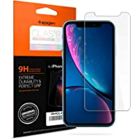 Spigen Apple iPhone 11 / iPhone XR Cam Ekran Koruyucu GLAS.tR SLIM - 064GL24527