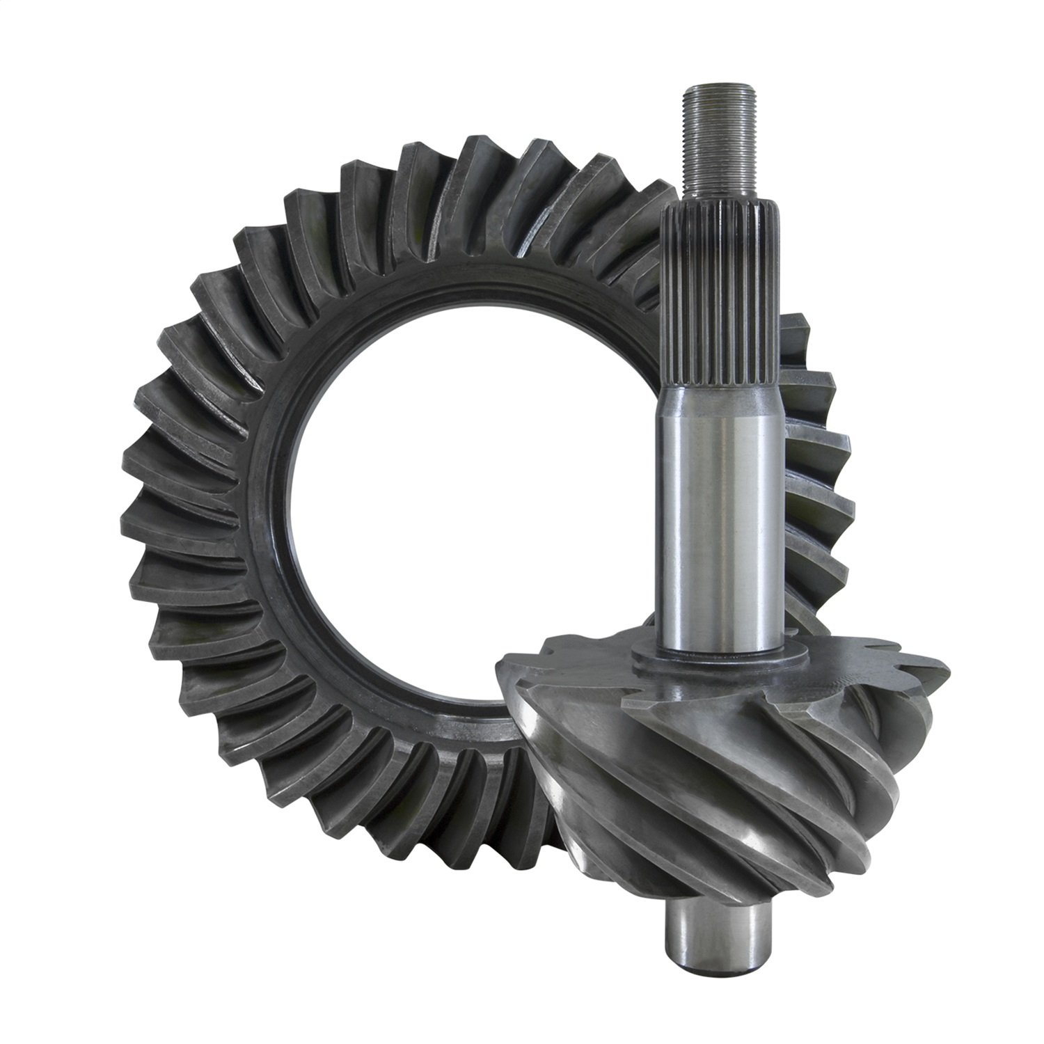 Yukon Gear & Axle (YG F9-411) High Performance Ring & Pinion Gear Set for Ford 9 Differential