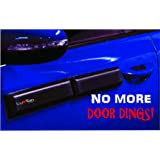 Ding Bats - Removable Magnetic Car Door Protectors, Car Door Guards, Car Door Protection, Door Ding Dent Protectors (No Security)