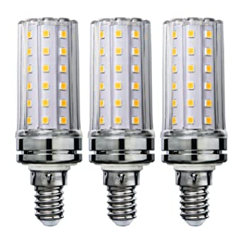 Sagel E14 LED Maíz Bombillas, 12W LED de Bombillas 100W Equivalente, 1200lm, Blanco