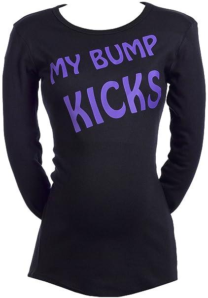 100% Bio-algodón - camisetas premamá - Embarazo regalo - ropa premamá - regalo para premamá: Amazon.es: Ropa y accesorios
