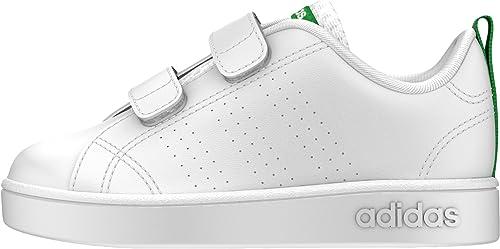 adidas Vs Advantage Clean CMF, Baskets Mixte Enfant