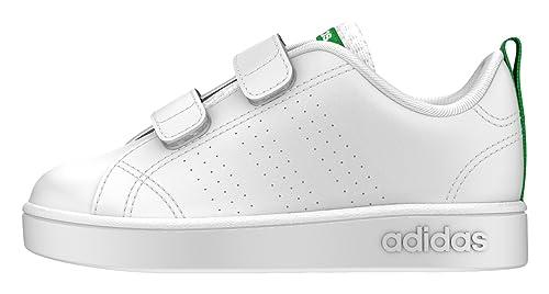 adidas Slipper White AW4889 VS Advantage 22 White