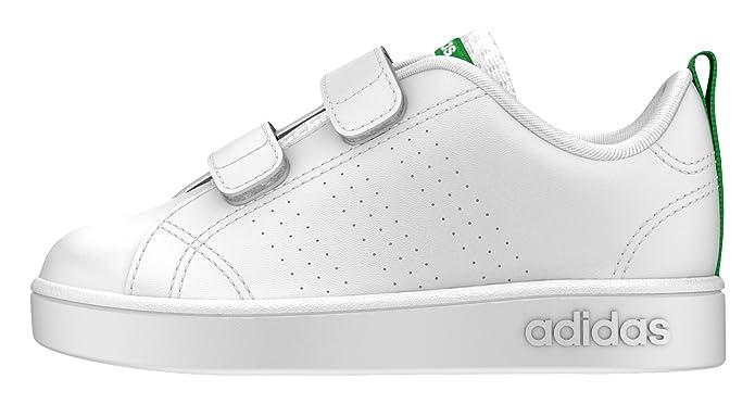 Adidas Unisex-Kinder Vs Advantage Clean Sneakers
